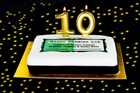 10th Anniversary for Manor Framing