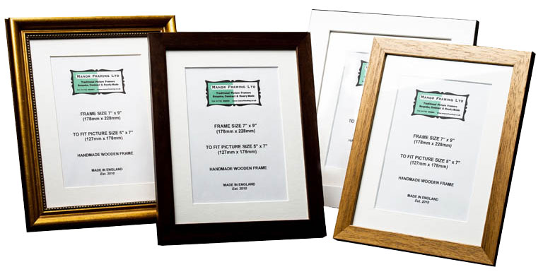 Ready Made Picture Frame Suppliers Peterborough Uk