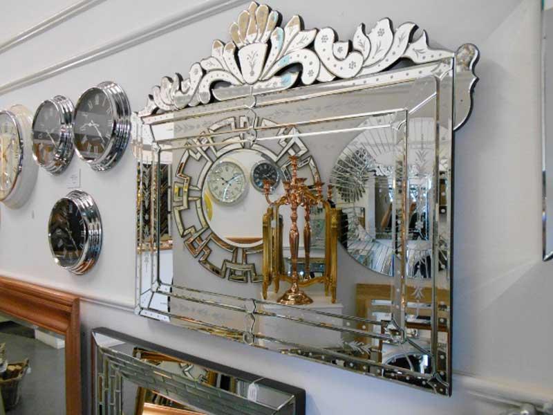 Manor Mirrors Designer Antique Replica